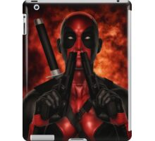 Classic Superhero 2 iPad Case/Skin