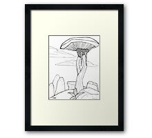Ascadian Isles Scenery Framed Print