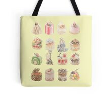 Sweet Alice in Yellow Tote Bag