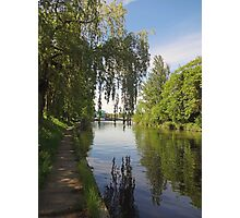 River Thames, Windsor UK Photographic Print