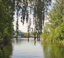 River Thames, Windsor UK Sticker