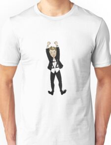 monsieur penguin Unisex T-Shirt