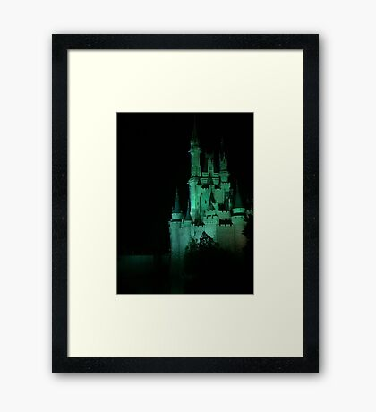 It's Really Not-So-Scary Framed Print