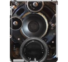 Vintage Camera Photography Lenses iPad Case/Skin