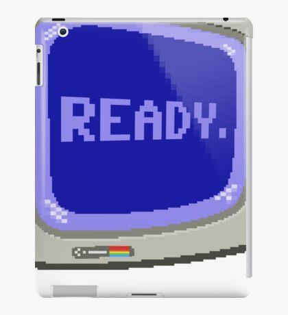 Commodore 64 Monitor Screen TV iPad Case/Skin