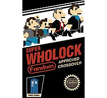 Super Wholock - Cartridge Photographic Print