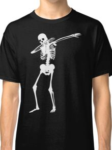 Dab Skeleton Art Classic T-Shirt