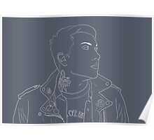 Frank Iero andthe Cellabration Poster