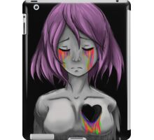 Creative Suffering   iPad Case/Skin