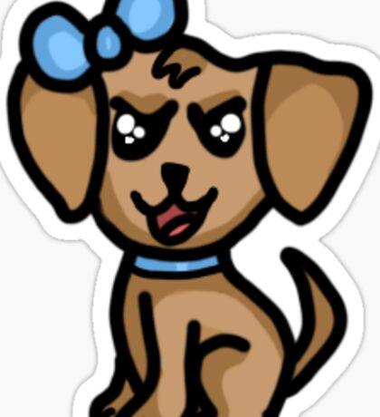 Angry Puppy - RC Collections Sticker