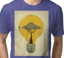 Global Issue 01 Tri-blend T-Shirt