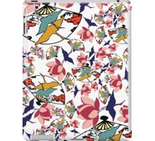 Klimt Inspired Asia iPad Case/Skin