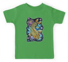 Spotted Koi Fish Kids Tee