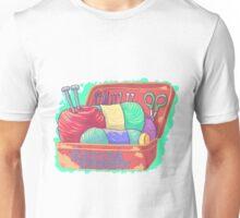 Knitting Enthusiast Unisex T-Shirt