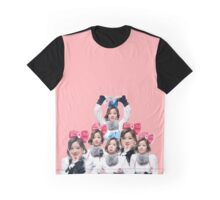 Apink's BoMi Collage ver. 1 Graphic T-Shirt