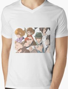 Baccano! Mens V-Neck T-Shirt