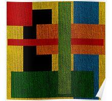 fabrics color Poster