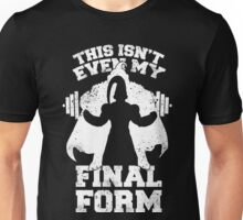 this isn't even my final form buu Unisex T-Shirt