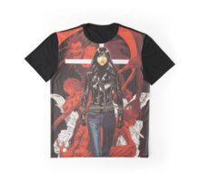 Death Note Rider Graphic T-Shirt