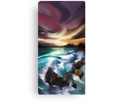 Magic Seascape Canvas Print