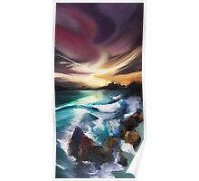 Magic Seascape Poster