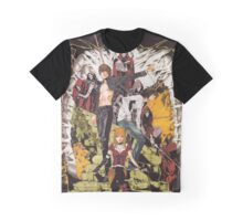 Death Note The Last Genuis Graphic T-Shirt