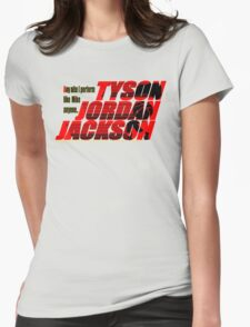 jackson Womens Fitted T-Shirt