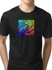 Dahlia 9 Tri-blend T-Shirt