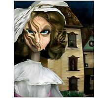 Dollhouse  - Gothic Art Photographic Print