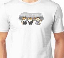 Super'cat'ural - Neko Atsume kitty collector x Supernatural Unisex T-Shirt