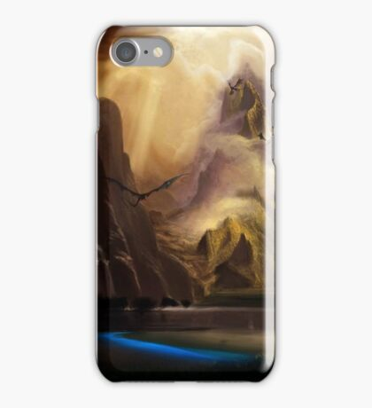 The Middle Mountain iPhone Case/Skin