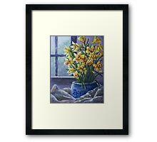 Spring Fever Framed Print