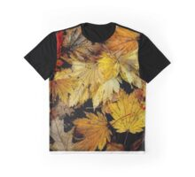 Golden - Autumn in Mt Wilson NSW Australia Graphic T-Shirt