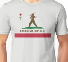 Kalifornia Republic Kali Silat Filipino Martial Arts Unisex T-Shirt