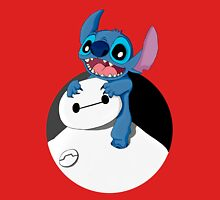 Baymax and Stitch Unisex T-Shirt