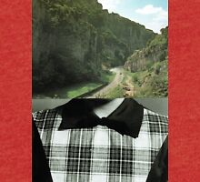 Road to nowhere  Tri-blend T-Shirt