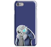 Sans - Bad Time iPhone Case/Skin