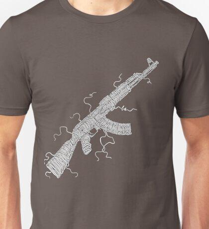 make noodle, not war... Unisex T-Shirt