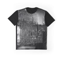 Caged Thoughts Graphic T-Shirt