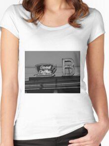 Hasbrouck Heights, NJ - Bendix Diner Women's Fitted Scoop T-Shirt