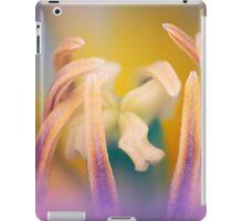 Watercolored Tulips iPad Case/Skin