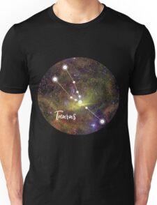 Taurus Zodiac Sign, April 20 - May 20 Unisex T-Shirt