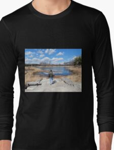 Early Spring Walk Long Sleeve T-Shirt