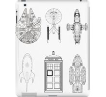 Star Wars Ship iPad Case/Skin