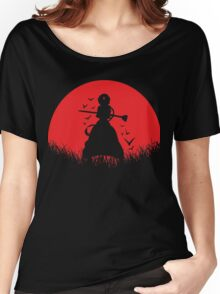Aladdin Red Moon Magi Women's Relaxed Fit T-Shirt