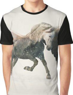 Pegasus Graphic T-Shirt
