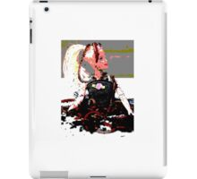 barbie in worms  iPad Case/Skin