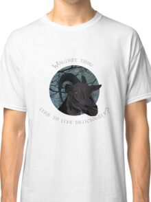 Black Phillip, Black Phillip  Classic T-Shirt