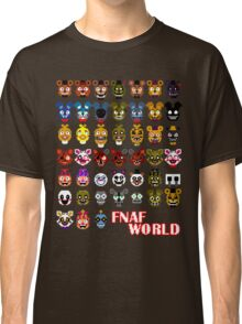 FNAF World Classic T-Shirt