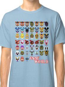 FNAF World Classic T-Shirt